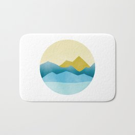 Ode to Pacific Northwest 1 Bath Mat