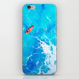 Kayak-Itti-Yak iPhone Skin