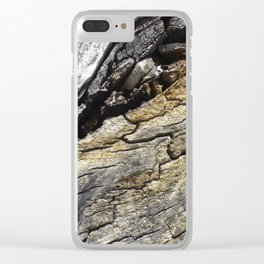 Fissure Clear iPhone Case