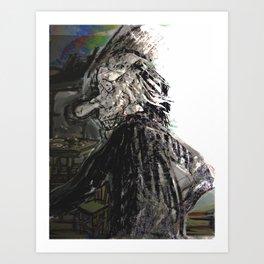 Hellish Noseybonk Art Print