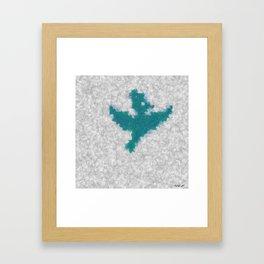 Soulmates Framed Art Print