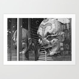 CLN 985 Art Print