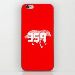 Wolf 359 iPhone Skin