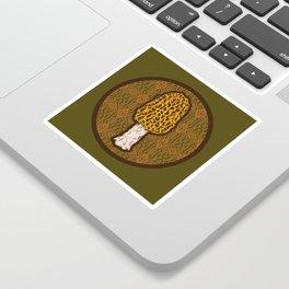 Morchella Sticker