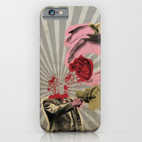Finish your game iPhone & iPod Case