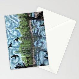 Gough in da Bayou Stationery Cards