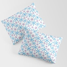 Snowflakes Pattern Pillow Sham