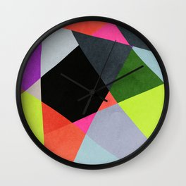 Into my arms 3/3 Wall Clock