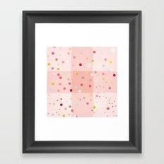Candy Dreams Framed Art Print