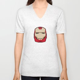 #6 Ironman Unisex V-Neck
