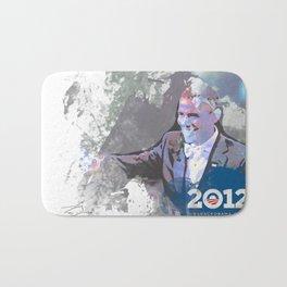Obama 2012 Bath Mat