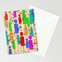 In A Tizzy Stationery Cards