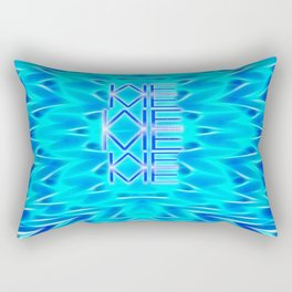 ▲►those words◄▲ Rectangular Pillow