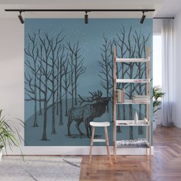 Wilderness Wall Mural