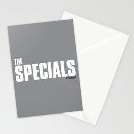 The Specials Encore Stationery Cards