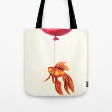 Dream About Flying Tote Bag