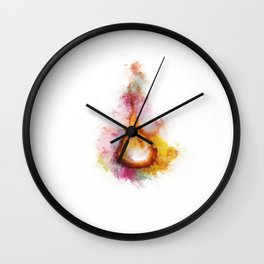 Fireball Wall Clock