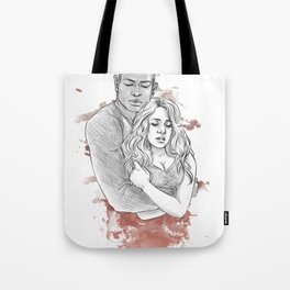 I think the kids are in trouble Tote Bag