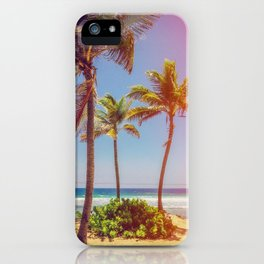 Tropical Breezes iPhone Case