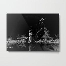 Home V: Creature Metal Print