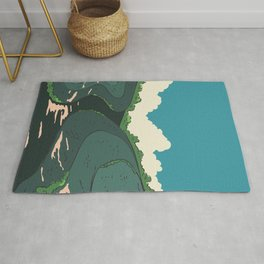 Japanese Fields Rug