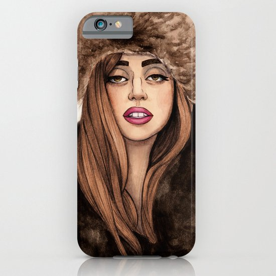 Russian Princess iPhone & iPod Case
