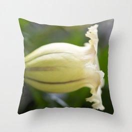 Chalice Vine Throw Pillow