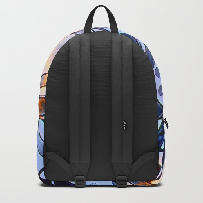 Rage In the Machine Backpack