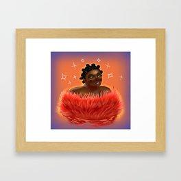 The Izzo The Lizzo Framed Art Print