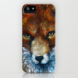 Shades of Nature iPhone Case