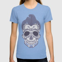 Skull of the sixties T-shirt