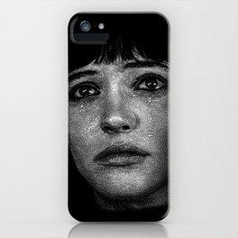 Anna Karina iPhone Case
