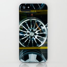 Chiang Mai Hubcaps iPhone Case