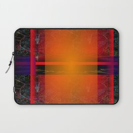 sunrise time Laptop Sleeve
