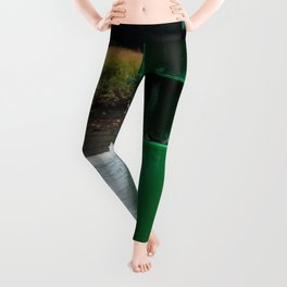 Marker Buoy Photography Print Leggings