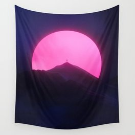 Without You (New Sun II) Wall Tapestry