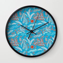 Love Surrounds Us Wall Clock