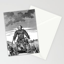 The Wicker Man of the Druids Stationery Cards