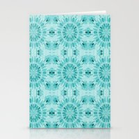 teal Stationery Cards featuring Teal by lillianhibiscus
