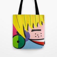 Little Blondie - Paint Tote Bag