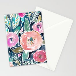 GARDENS OF CAPITOLA Watercolor Floral Stationery Cards