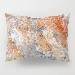 Rusty Rock Textures 47 Pillow Sham