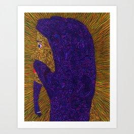 California Man Art Print
