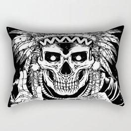 INVASION - Black and white variant Rectangular Pillow