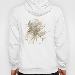 50 shades of lace Gold Hoody
