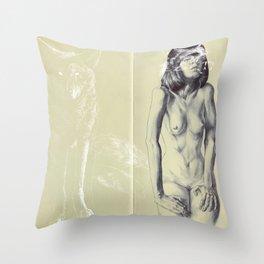 Chiguolf Throw Pillow