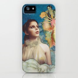 Guided by Angels iPhone Case