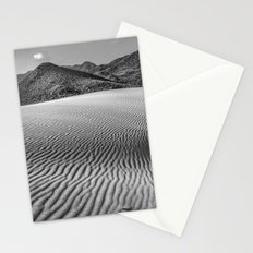 Windy traces. Past dreams Stationery Cards