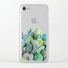 Desert Princess Clear iPhone Case