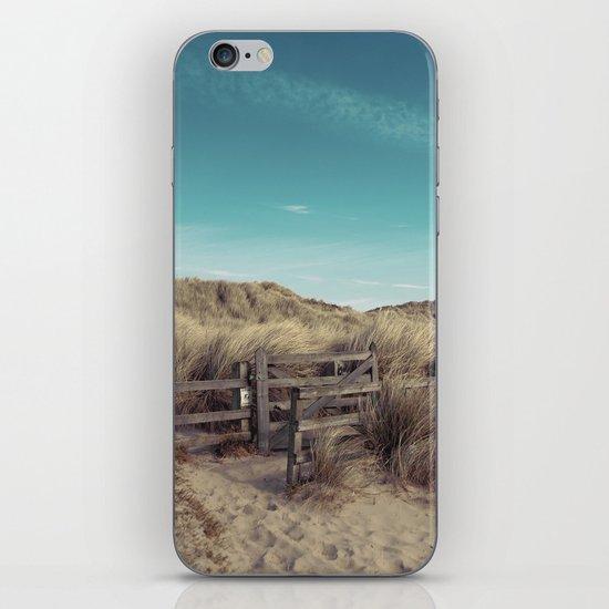 can you hear it calling?.. iPhone & iPod Skin
